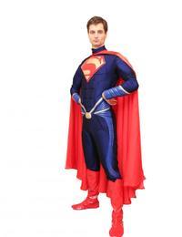 Small animator supermen