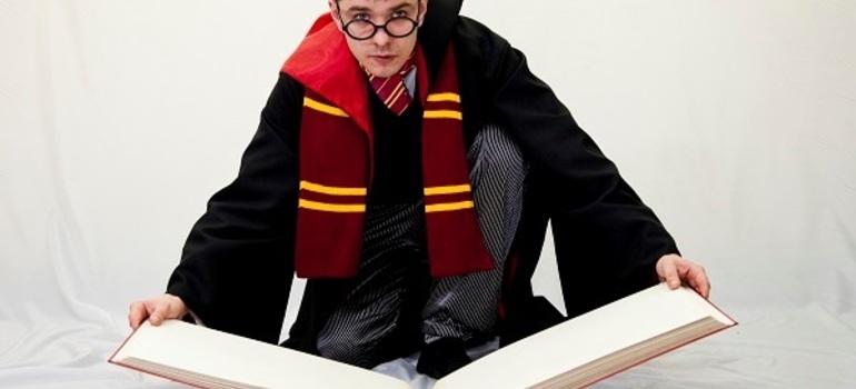 Сказочный Гарри Поттер