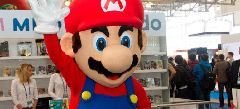 Мультяшный Марио