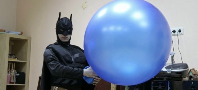 Сильный Бэтмен