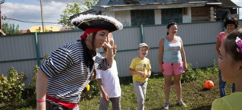 Азарная Пиратка