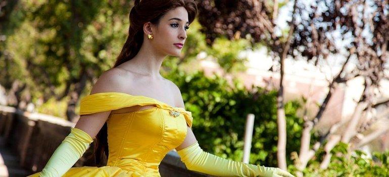 Нежная принцесса Белль