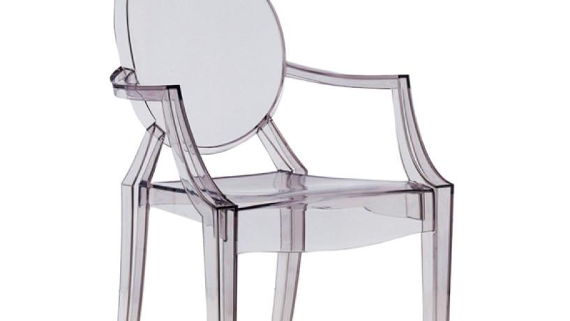 #MeublesDesign: chaise Louis Ghost de Philippe Starck
