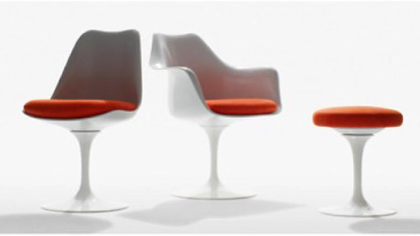 #MeublesDesign: Chaise Tulip par Eero Saarinen