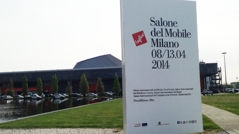 Back from Salone del mobile Milan 2014