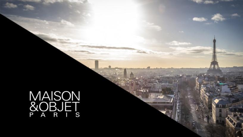 TENDANCE DÉCO - MAISON&OBJET PARIS 2016