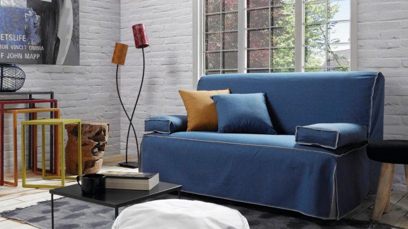 La combinaison parfaite pour un salon ultra confortable, tendance et accueillant