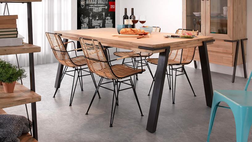 3 combinaisons de chaises possibles pour votre salle à manger