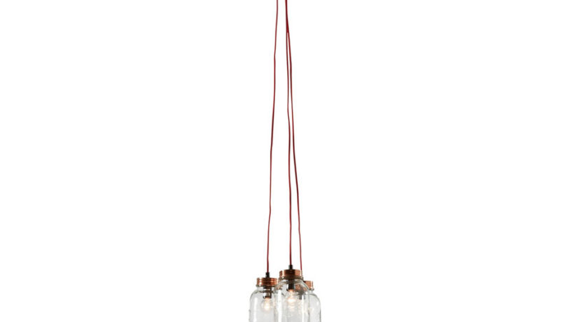 DIY – Créez des lampes à partir de récipients en verre