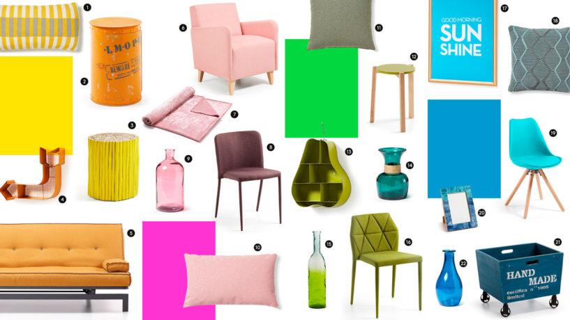 Look de la semaine: Le style haut en couleur