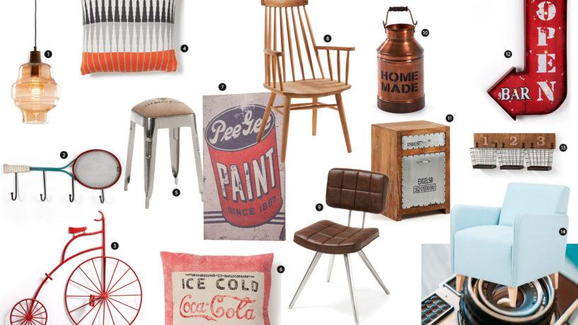 Notre style de la semaine: Look Vintage