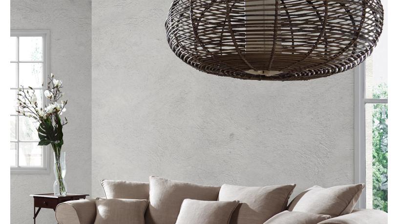 DIY – Abat-jour en rotin pour une lampe en suspension au look africain