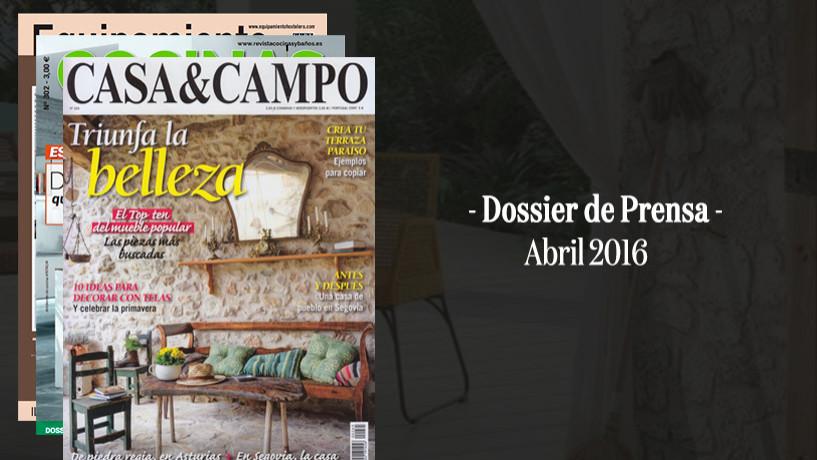 ¿Qué dicen los medios de Kavehome? – Abril 2016