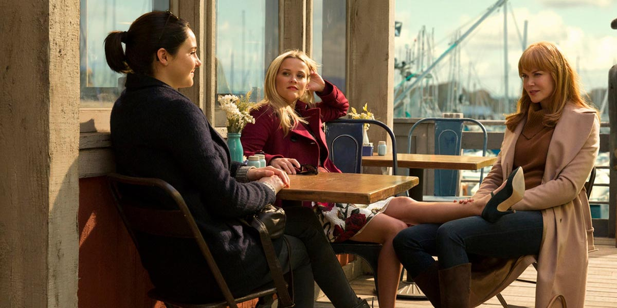Apúntate a la fiebre Big Little Lies