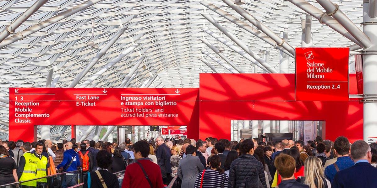 Nuevas tendencias: lo mejor del Salone del Mobile Milano