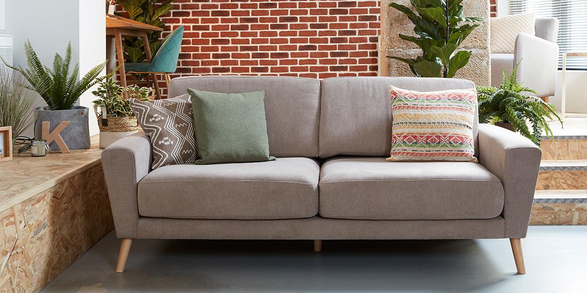 3 keys para dar con el sofá perfecto