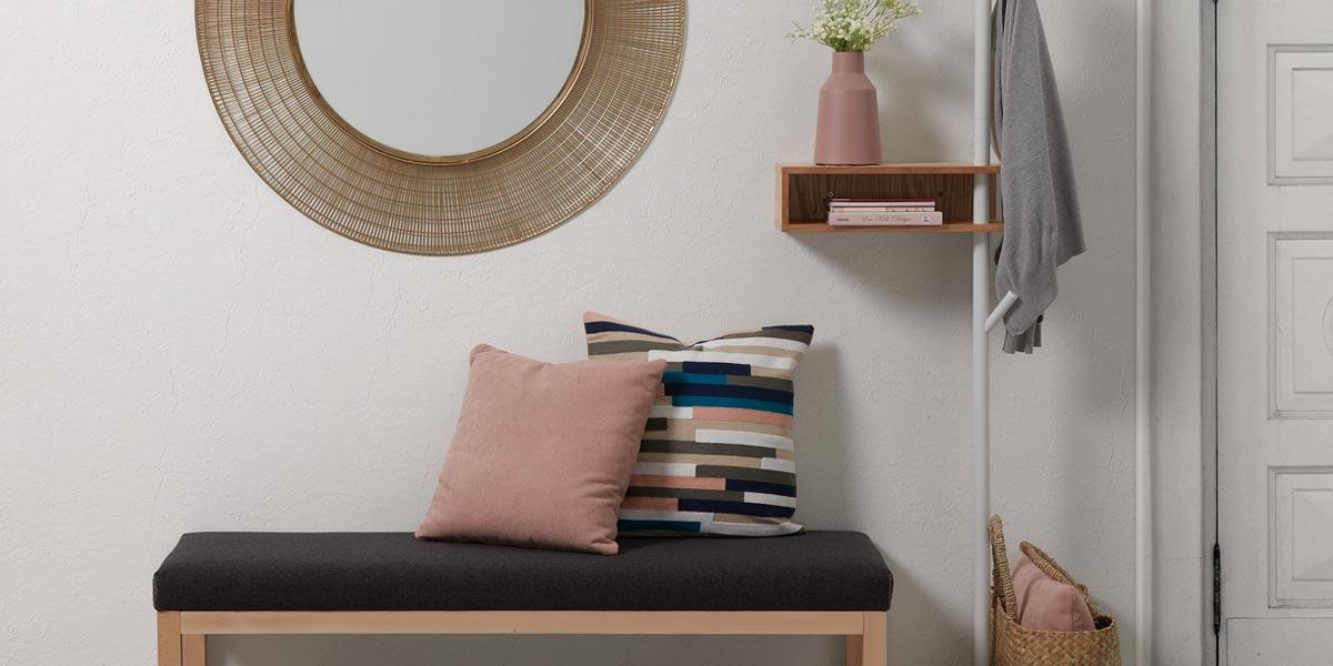 5 punti chiave per decorare con i cuscini
