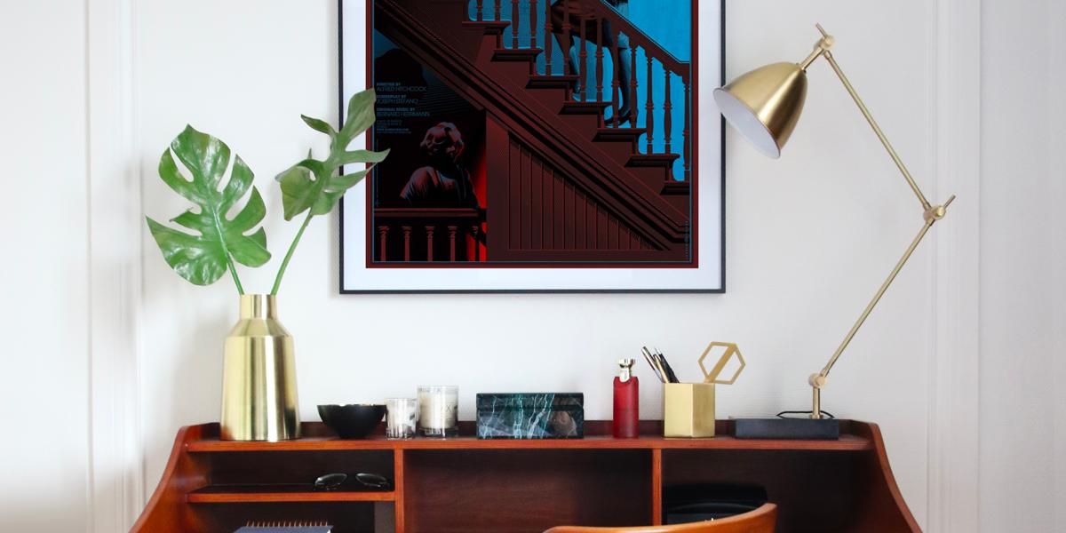 A casa dell'illustratore Clément Dezelus