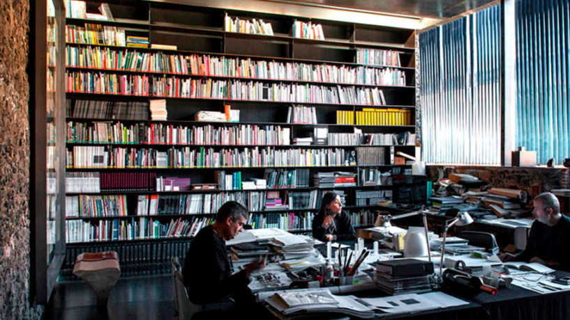 A cup of coffee with RCR Arquitectes