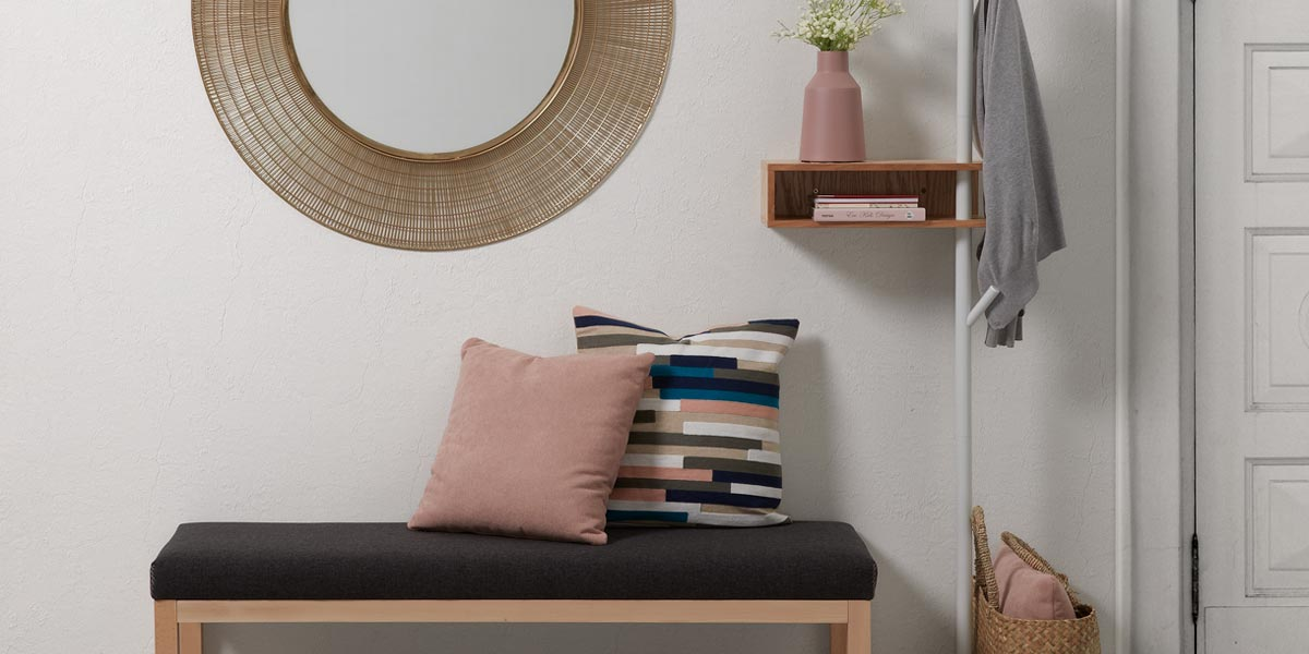5 tips for decorating with cushions