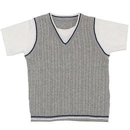 Bluză copii cu mâneci scurți - George