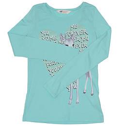 Bluză din bumbac pentru copii - H&M