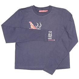 Bluză pentru copii cu mânecă lungă - QUIKSILVER