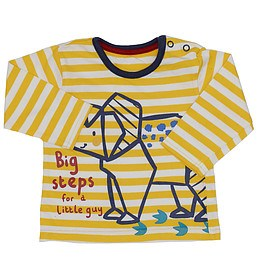 Bluză pentru copii cu mânecă lungă - George