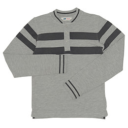 Bluză pentru copii cu mânecă lungă - H&M