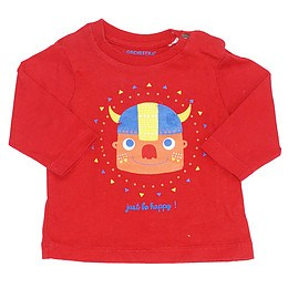 Bluză imprimeu pentru copii - ORCHESTRA