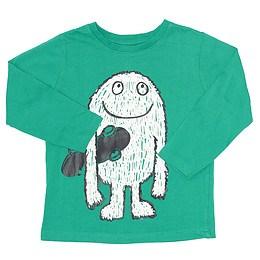 Bluză din bumbac pentru copii - Nutmeg