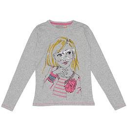 Bluză imprimeu pentru copii - intelliGent