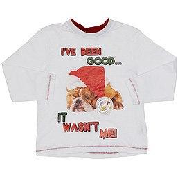 Bluză imprimeu pentru copii - St. Bernard