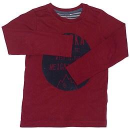Bluză imprimeu pentru copii - Jbc