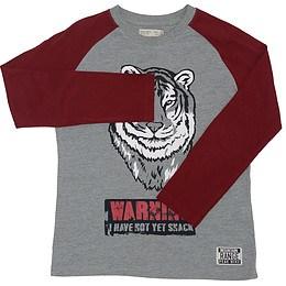 Bluză pentru copii cu mânecă lungă - Zara