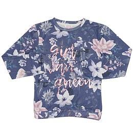 Bluză imprimeu pentru copii - Miss Evie