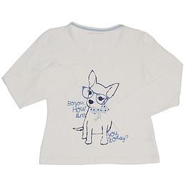 Bluză imprimeu pentru copii - Nutmeg