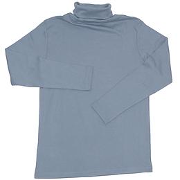 Bluză pentru copii cu mânecă lungă și guler - Vertbaudet