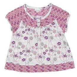 Bluză din bumbac pentru copii - Vertbaudet
