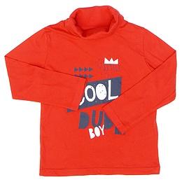 Bluză pentru copii cu mânecă lungă și guler - Lupilu