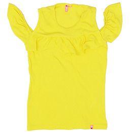 Bluză copii cu mâneci scurți - *Girls