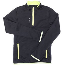 Bluză pentru copii cu mânecă lungă - Kipsta