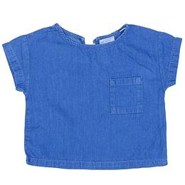 Bluză copii cu mâneci scurți - Zara