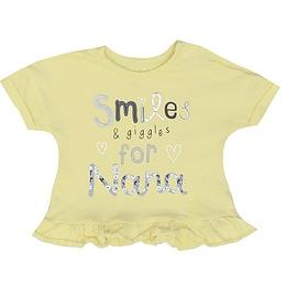 Bluză copii cu mâneci scurți - Nutmeg