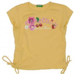 Bluză copii cu mâneci scurți - Benetton
