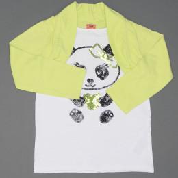 Bluză pentru copii cu mânecă lungă - Kiki&Koko