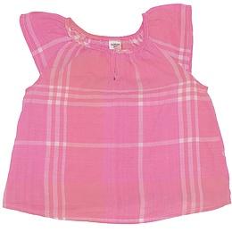 Bluză copii cu mâneci scurți - Carter's