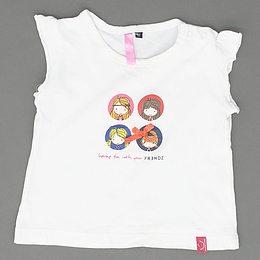 Bluză copii cu mâneci scurți - Frendz