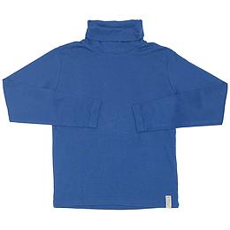 Bluză pentru copii cu mânecă lungă și guler - Bel&Bo