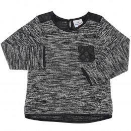Bluză tricotată pentru copii - Topolino
